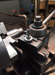 Lathe Work, Mold Making